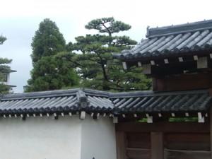 和歌山城 一の橋門