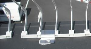 フェクト45°専用金具 使用例